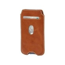 DBramante1928 Leather Pocket Case Golden Tan voor Samsung Galaxy S3/S4