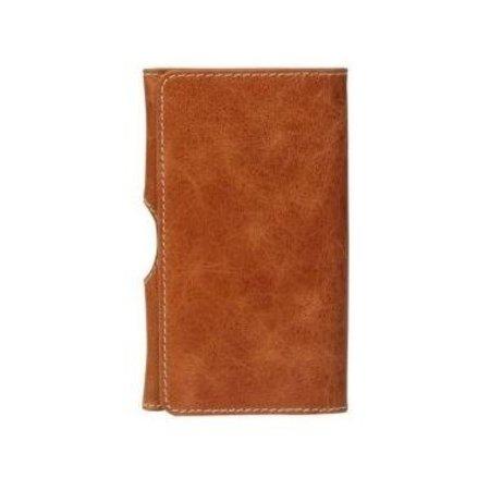 DBramante1928 DBramante1928 Leather Wallet Case Golden Tan voor Apple iPhone 4/4S