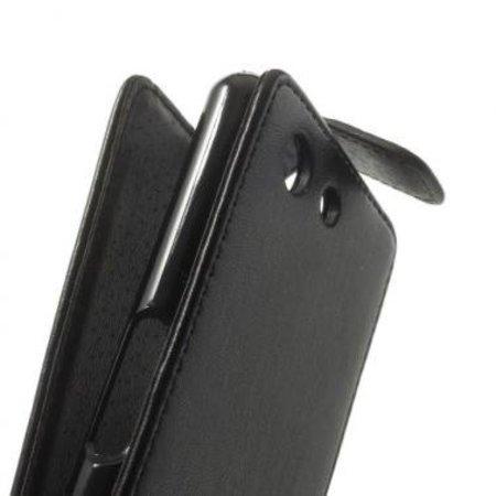 Mobiware Flip Cover Zwart voor Sony Xperia Z3 Compact