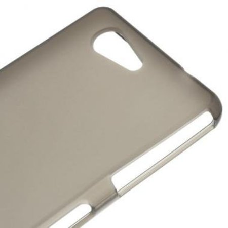 Mobiware TPU Case Grijs voor Sony Xperia Z3 Compact