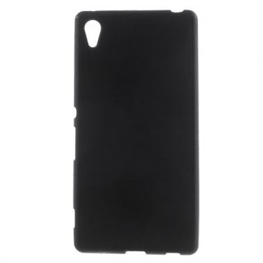Mobiware TPU Case Zwart voor Sony Xperia Z3 Plus