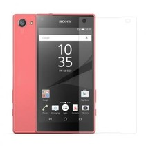 Tempered Glass Screen Protector Arc Edge voor Sony Xperia Z5 Compact