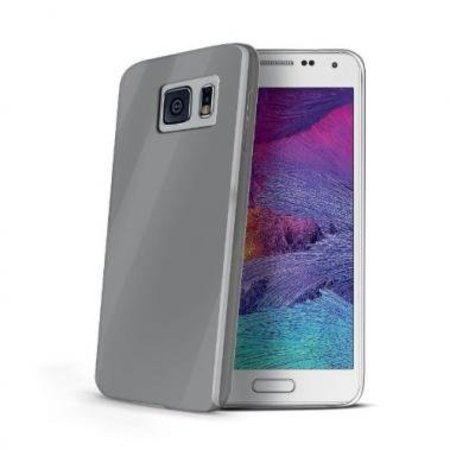 Celly Celly Ultrathin Gel Case Grijs voor Samsung Galaxy S6