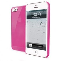 Celly Gelskin Roze voor Apple iPhone 5/5S/SE