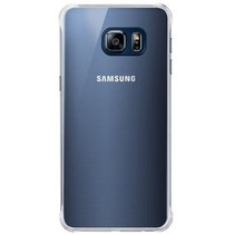 Samsung Glossy Cover Blauw voor Samsung Galaxy S6 Edge+