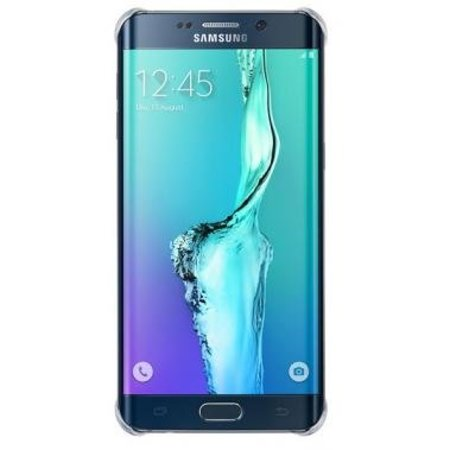 Samsung Samsung Glossy Cover Blauw voor Samsung Galaxy S6 Edge+
