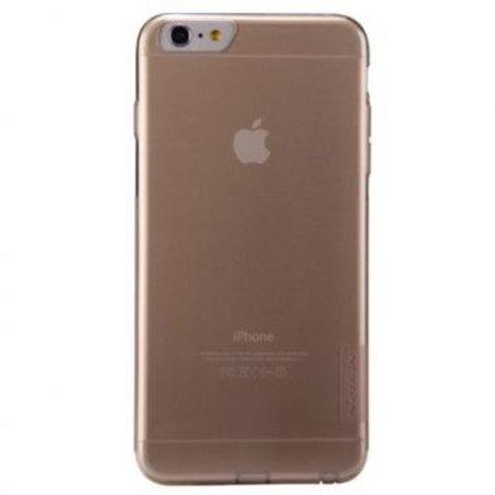 Nillkin Nillkin Nature TPU Case Bruin voor Apple iPhone 6 Plus/6S Plus
