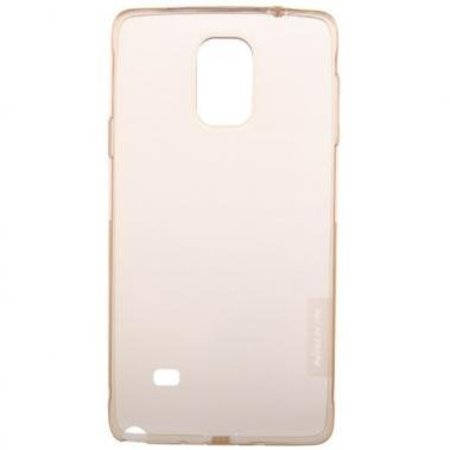 Nillkin Nillkin Nature TPU Case Bruin voor Samsung Galaxy Note 4