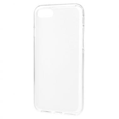 Mobiware TPU Case Wit voor Apple iPhone 7/8
