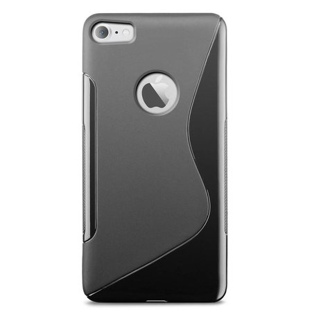 Just in Case Just in Case Apple iPhone 7/8 S-Style TPU case (Black)