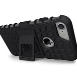 Just in Case Just in Case Rugged Hybrid Apple iPhone 7/8 Case (Black)