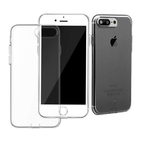 Baseus Baseus Simple Series Case Apple iPhone 7/8 Plus (Black)