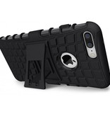 Just in Case Just in Case Rugged Hybrid Apple iPhone 7/8 Plus Case (Black)