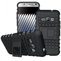 Just in Case Rugged Hybrid Samsung Galaxy Note 7 Case (Black)