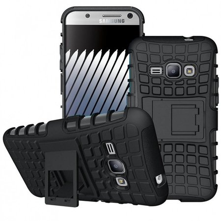 Just in Case Just in Case Rugged Hybrid Samsung Galaxy Note 7 Case (Black)