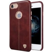 Nillkin Englon Leather Cover Bruin Apple iPhone 7/8