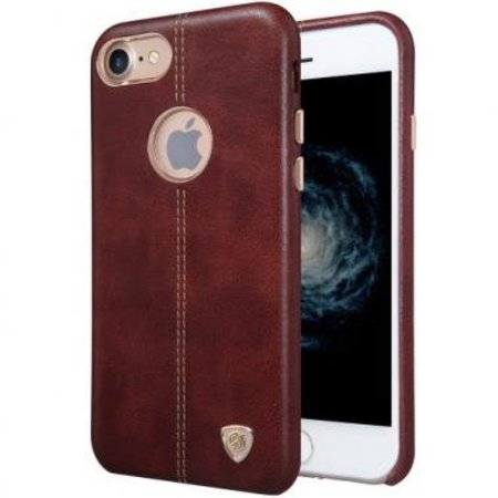 Nillkin Nillkin Englon Leather Cover Bruin Apple iPhone 7/8