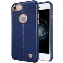 Nillkin Englon Leather Cover Blauw Apple iPhone 7/8