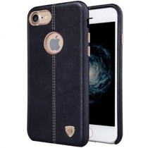 Nillkin Englon Leather Cover Zwart Apple iPhone 7/8