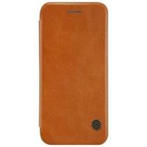 Nillkin QIN Wallet Book Case Bruin Apple iPhone 7/8