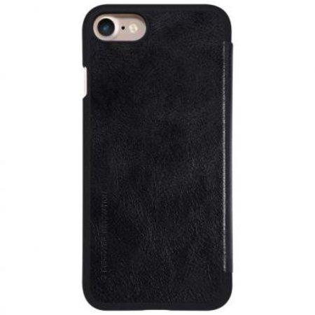 Nillkin Nillkin QIN Wallet Book Case Zwart Apple iPhone 7/8