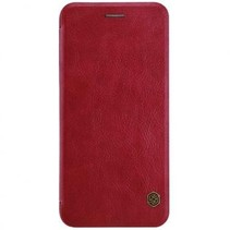 Nillkin QIN Wallet Book Case Rood Apple iPhone 7/8 Plus