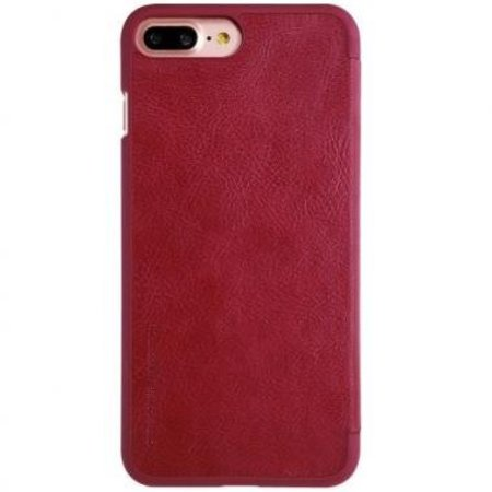 Nillkin Nillkin QIN Wallet Book Case Rood Apple iPhone 7/8 Plus
