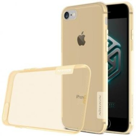 Nillkin Nillkin Nature TPU Case Bruin Apple iPhone 7/8