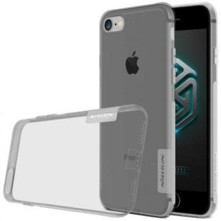 Nillkin Nillkin Nature TPU Case Grijs Apple iPhone 7/8