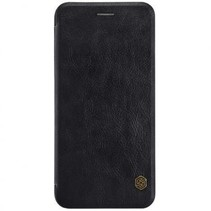 Nillkin QIN Wallet Book Case Zwart voor Apple iPhone 7/8 Plus