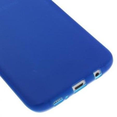Mobiware TPU Case Blauw voor Samsung Galaxy S7 Edge