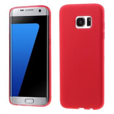 Mobiware TPU Case Rood voor Samsung Galaxy S7 Edge