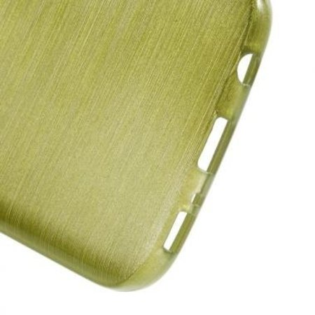Mobiware TPU Case Brushed Groen voor Samsung Galaxy S7