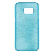 TPU Case Brushed Blauw voor Samsung Galaxy S7