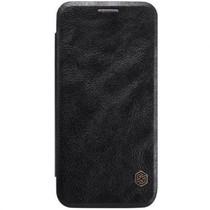 Nillkin QIN Wallet Book Case Zwart voor Samsung Galaxy S7