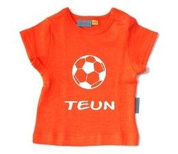 shirt voetbal met naam