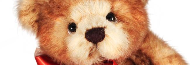 We willen je graag voorstellen aan teddybeer Theodore