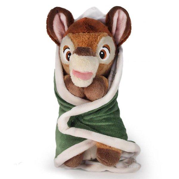 Disney Bambi baby knuffel met doek