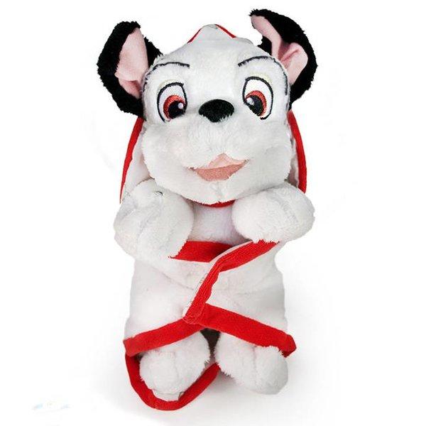 Disney 101 Dalmatiërs baby knuffel met doek