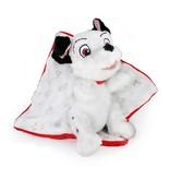 Disney: 101 Dalmatiërs Disney 101 Dalmatiërs baby knuffel met doek