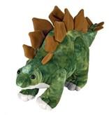 Wild Republic Dinosaurus knuffel Stegosaurus (38 cm, Wild Republic)