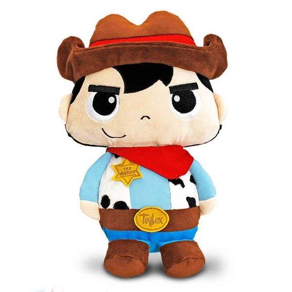 Toybox knuffel Cowboy