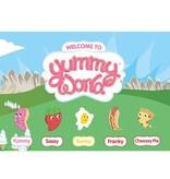 Yummy World Yummy World Donut knuffel Yummy (roze, 25 cm)