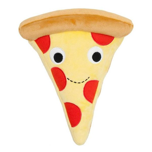 Yummy World Pizza knuffel Cheezey