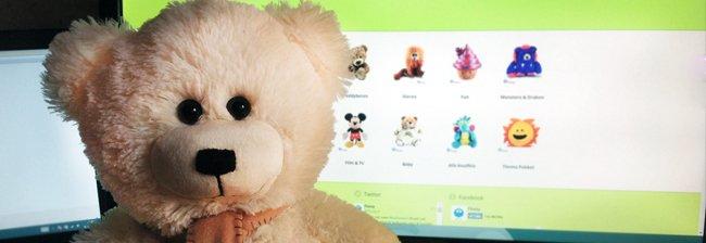 Neem je teddybeer naar werk of school! (+ WINACTIE)