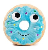Yummy World Yummy World Donut knuffel Yummy (blauw, 40 cm)