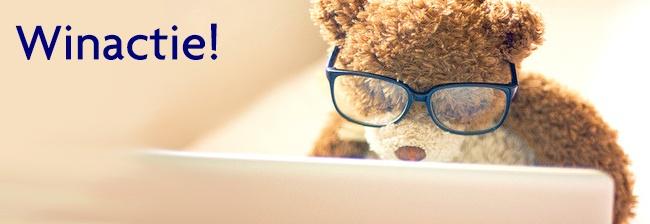 Neem je teddybeer mee! (+ WINACTIE!)