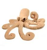 Octopus knuffel (groot)