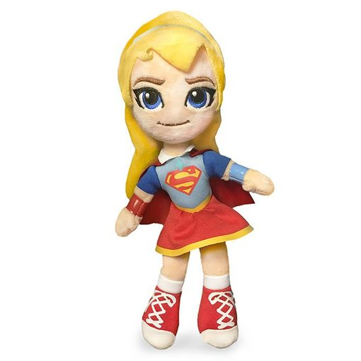 DC Comics Super Hero Girls: Supergirl knuffel (DC Comics)
