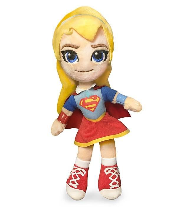 DC Comics Super Hero Girls: Supergirl knuffel (DC Comics)